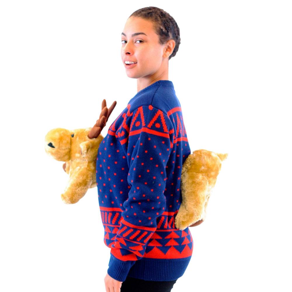Reindeer Christmas Sweater