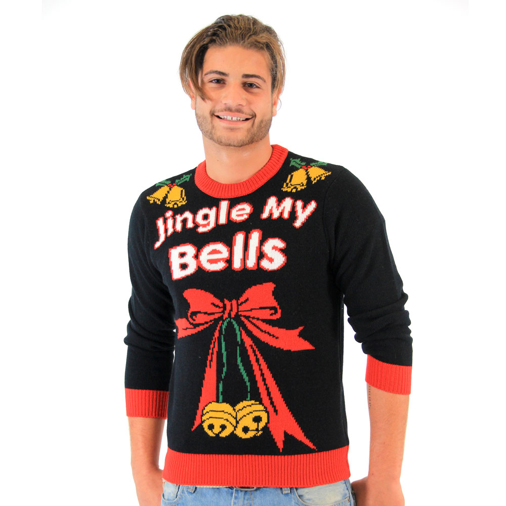 Lets Get Elfed Up Sweater Uglysweatercompany