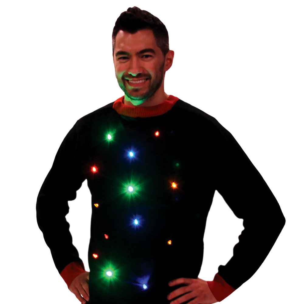 led-ornmaent-lights-sweater