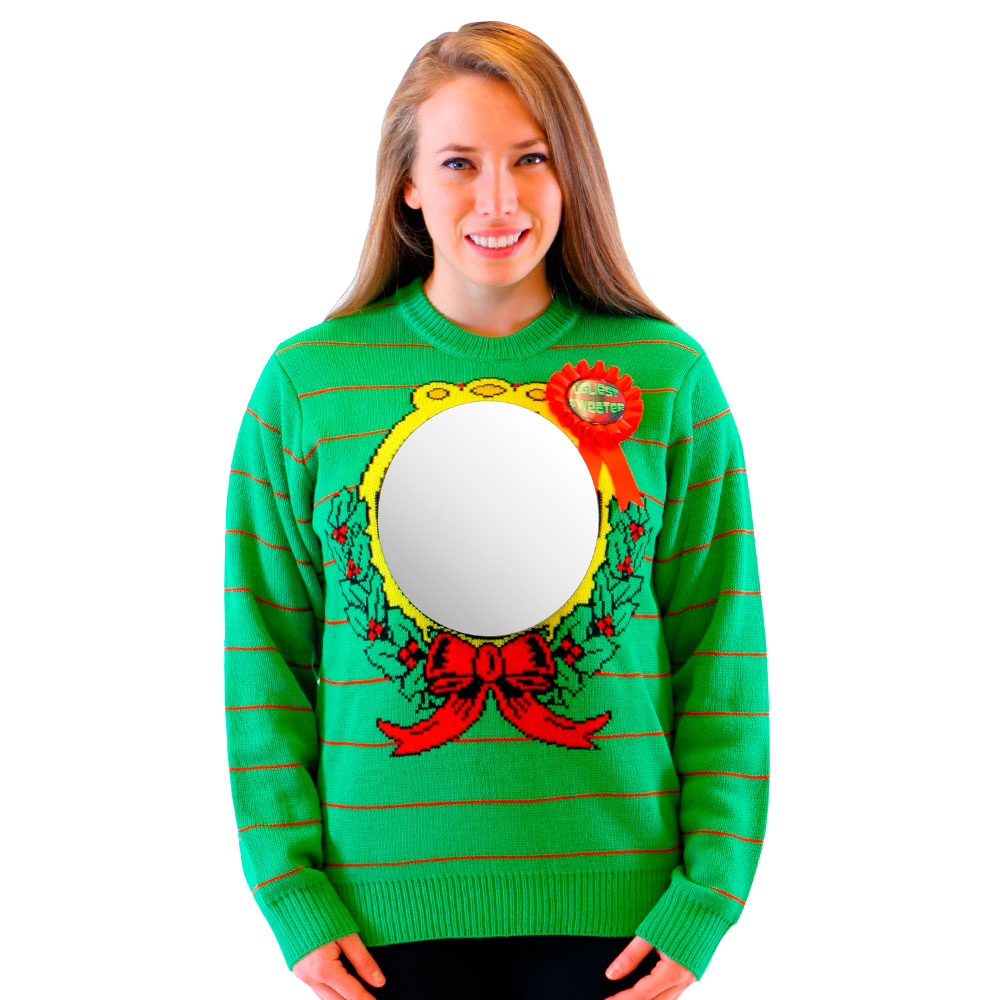 mirror-christmas-sweater