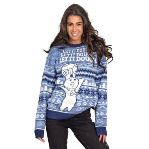 Pillsbury Ugly Christmas Sweater